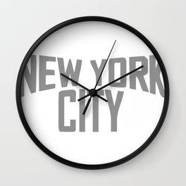 New York City Ringer Wall Clock