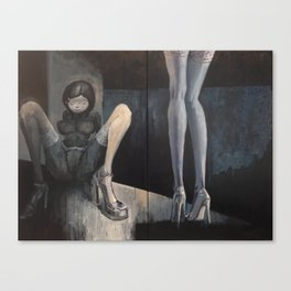 darkroom1O1 Canvas Print