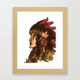 Honor Tradition Framed Art Print