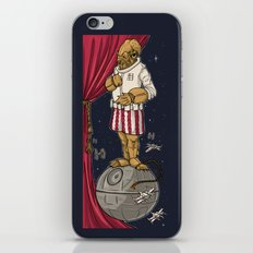 Foolish Mortals...It's a TRAP. iPhone & iPod Skin