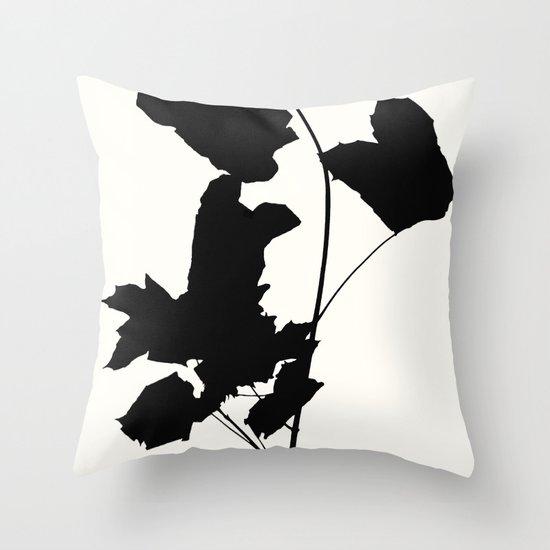maple 1 Throw Pillow