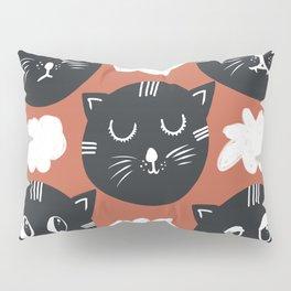 Moody CAT-kill Pillow Sham