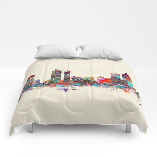 Atlanta Georgia  Comforters