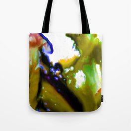 Abstract Bliss 3C by Kathy Morton Stanion Tote Bag