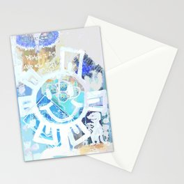 Demon I Am Stationery Cards