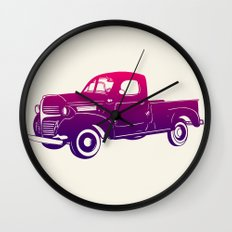 Dodge Pickup Wall Clock