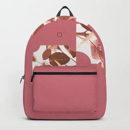 Leaves & Deco #society6 #decor #buyart Backpack