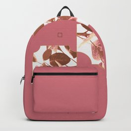 Leaves & Deco #society6 #decor #buyart Backpack