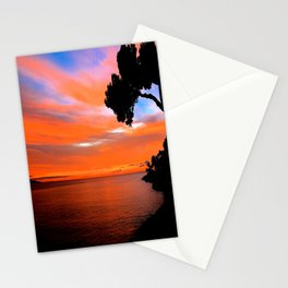 Menton Sunset Stationery Cards