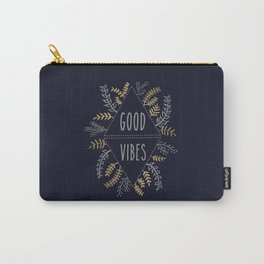 GOOD VIBES #2 Carry-All Pouch