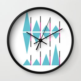 Infographic Selection #2 Wall Clock