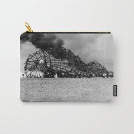 Zeppelin crash (Hindenburg) Carry-All Pouch