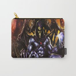 king of skulls Carry-All Pouch