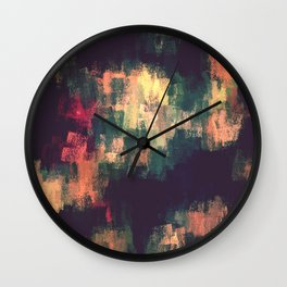 cat-49 Wall Clock