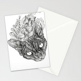 spirit of devonrex  Stationery Cards