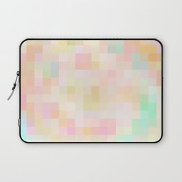 Re-Created Colored Squares No. 18 by Robert S. Lee Laptop Sleeve