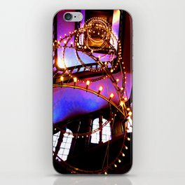 Lights. iPhone Skin