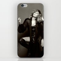 miley cyrus iPhone & iPod Skins featuring Miley Cyrus by BreakoutStore