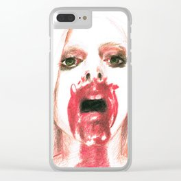 Countess Clear iPhone Case
