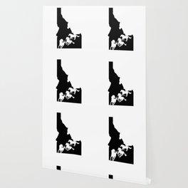 Idaho Appaloosa Horse Lover Nez Perce Black Wallpaper