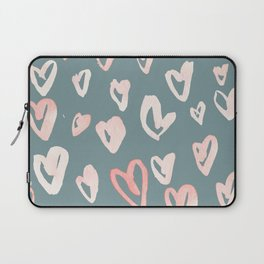 I Heart You Laptop Sleeve
