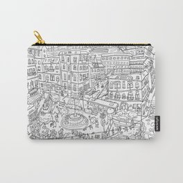 Budapest X Carry-All Pouch