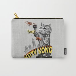 Kitty Kong Carry-All Pouch