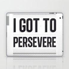 Persevere Laptop & iPad Skin