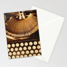 typewriter. Ink Slinger No.2   Stationery Cards
