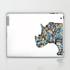 Rhino-no text Laptop & iPad Skin