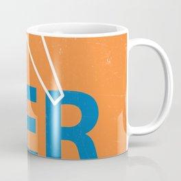 PER Perth airport code Coffee Mug