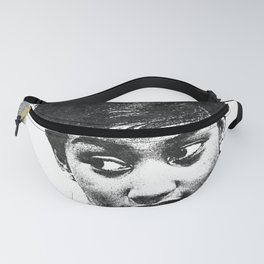 Aretha Louise Franklin - Society6 Online Shopping - Civil Rights - BLM - Singer Actress Pianist 226 Fanny Pack