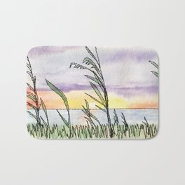 Chesapeake Bay Beach Bath Mat