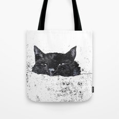 zzz cat Tote Bag