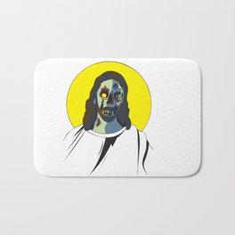 Zombie Jesus Bath Mat