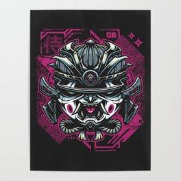Murashi Samurai Poster