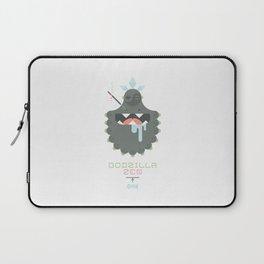 Godzilla Zen (Japan Contrasts series) Laptop Sleeve