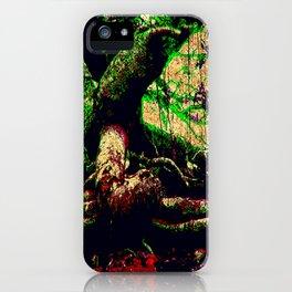 LUNES iPhone Case