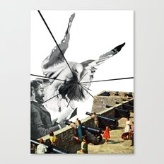 It's True - There's Nothing To Fear, But Fear Itself  Canvas Print