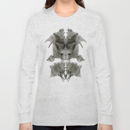 Rorschach Creation Long Sleeve T-shirt