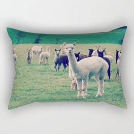 Alpacas Rectangular Pillow
