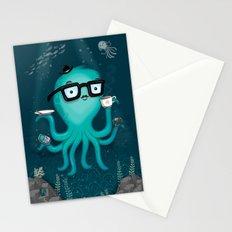 Nerdtopus Stationery Cards