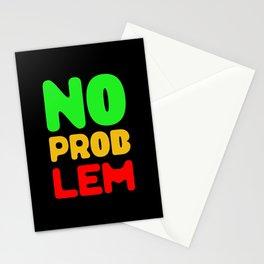 No Problem Stationery Cards