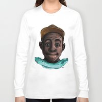 tyler the creator Long Sleeve T-shirts featuring Tyler The Creator by ASHUR Collective™