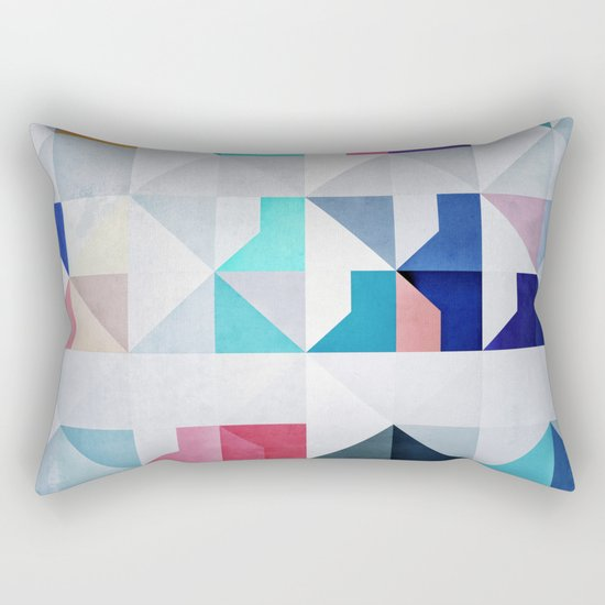 Whyyt2 Rectangular Pillow