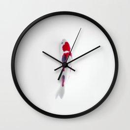 KOINOBORI Lucky Carpa Wall Clock