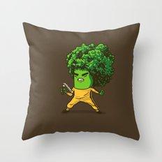 Brocco Lee Throw Pillow