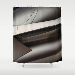Z Shower Curtain