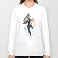 avatar Long Sleeve T-shirts featuring The Avatar by Toronto Sol