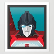 Perceptor MTMTE Art Print